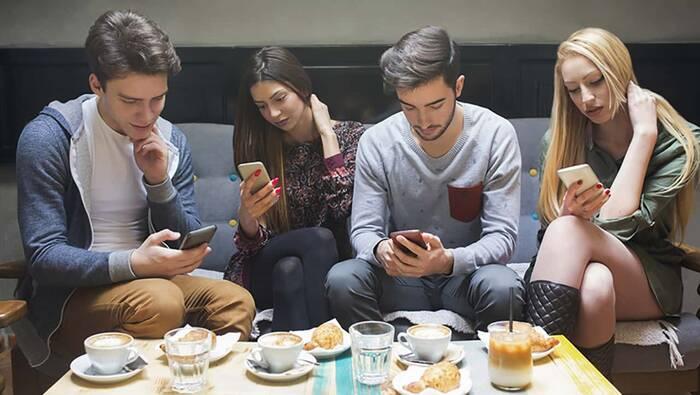 Desengancharse del móvil, ¿un reto?