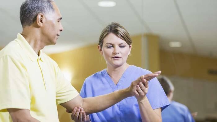 Síndrome de Parsonage Turner: rehabilitacion y fármacos