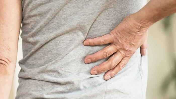 dolor lumbar incontinencia urinaria