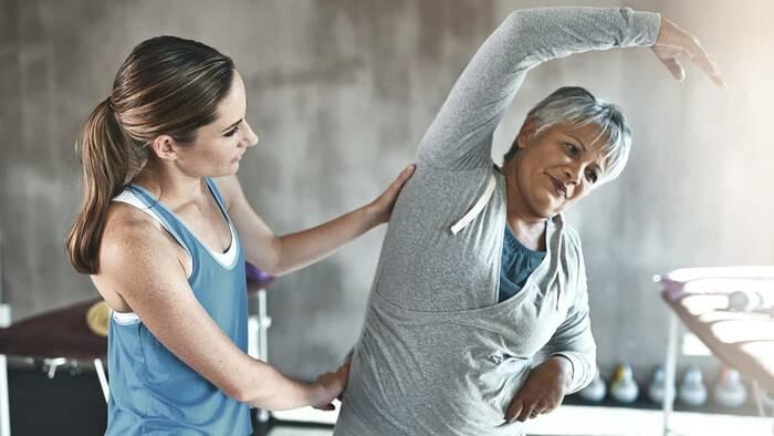 La rehabilitación física y emocional aumenta la supervivencia de ...