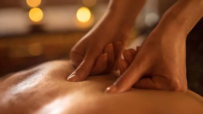 La acupresión podría ayudar al dolor crónico de espalda baja