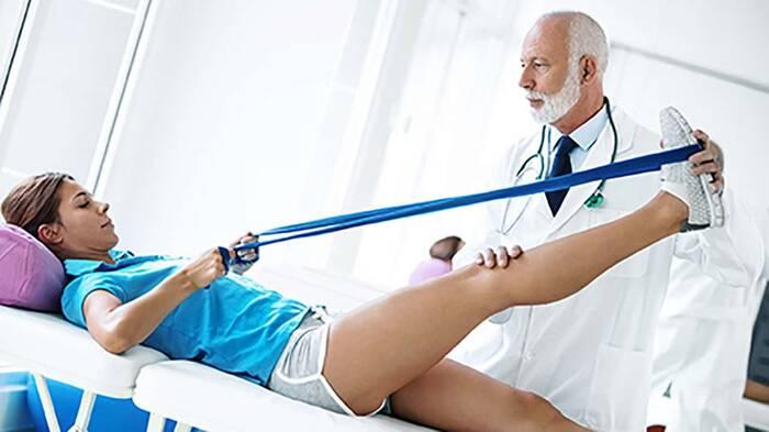 Recomiendan realizar ejercicio para tratar las lesión de tendones.nd