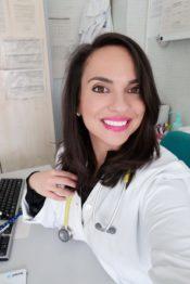Laura Hidalgo, médica de atención primaria especializada en cuidados paliativos